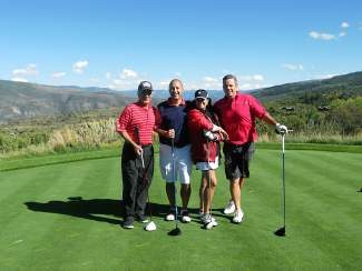 The Slifer Smith and Frampton team played in the Salvation Army's Red Kettle Gold Tournament last year for their 11th year as sponsors and players. Big news! This year's Red Kettle will be at Country Club of the Rockies on May 29. There are still openings for teams and sponsors, so call Tsu at 970-748-0704. Come play with us!
