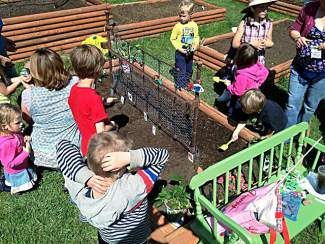 Bring the kids to help plant our veggies. The event takes place today at 10:30 a.m. at the Minturn Children's Garden, across from the fire station in Minturn.