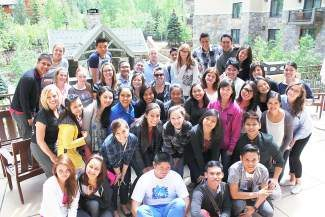 Four Seasons Vail just finished orientation with its new employees! The hotel welcomed 37 new employees, from mostly the Philippines and Indonesia.