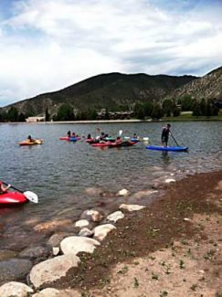 The Avon Mountain Adventure Camp would like to send a big thank you to the crew at Alpine Quest Sports for holding a paddle clinic for our day camp! There's still room to sign your child up for summer camp! Register by calling 970-748-4057 or email hpugh@avon.org.