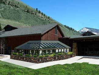 This artist's rendering is what the new Vail Mountain School greenhouse will look like when it's finished. The 1,000-square-foot geothermal greenhouse is being built to enhance the school's science curriculum.