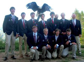Team usa wins world youth fly fishing championships for Fly fishing team usa