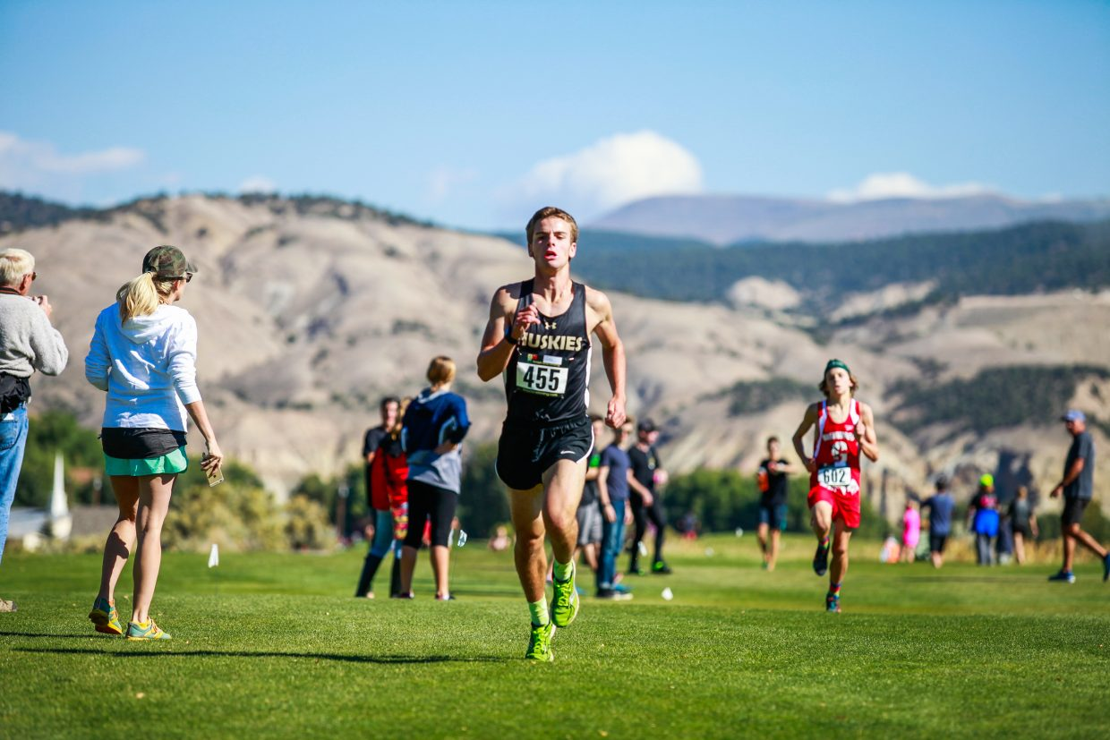 Devils Cross Country Shines At Home Invite Vaildaily Com