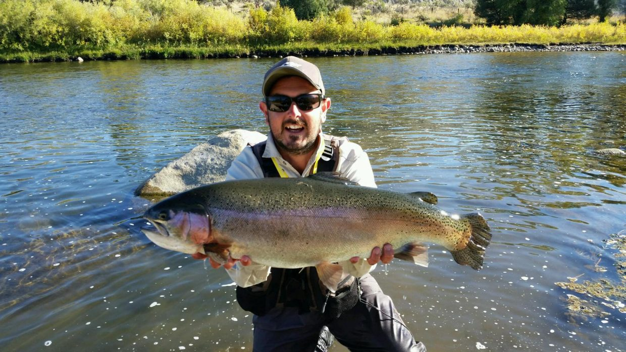 Americans take podium at world fly fishing championships for Eagle river fishing report