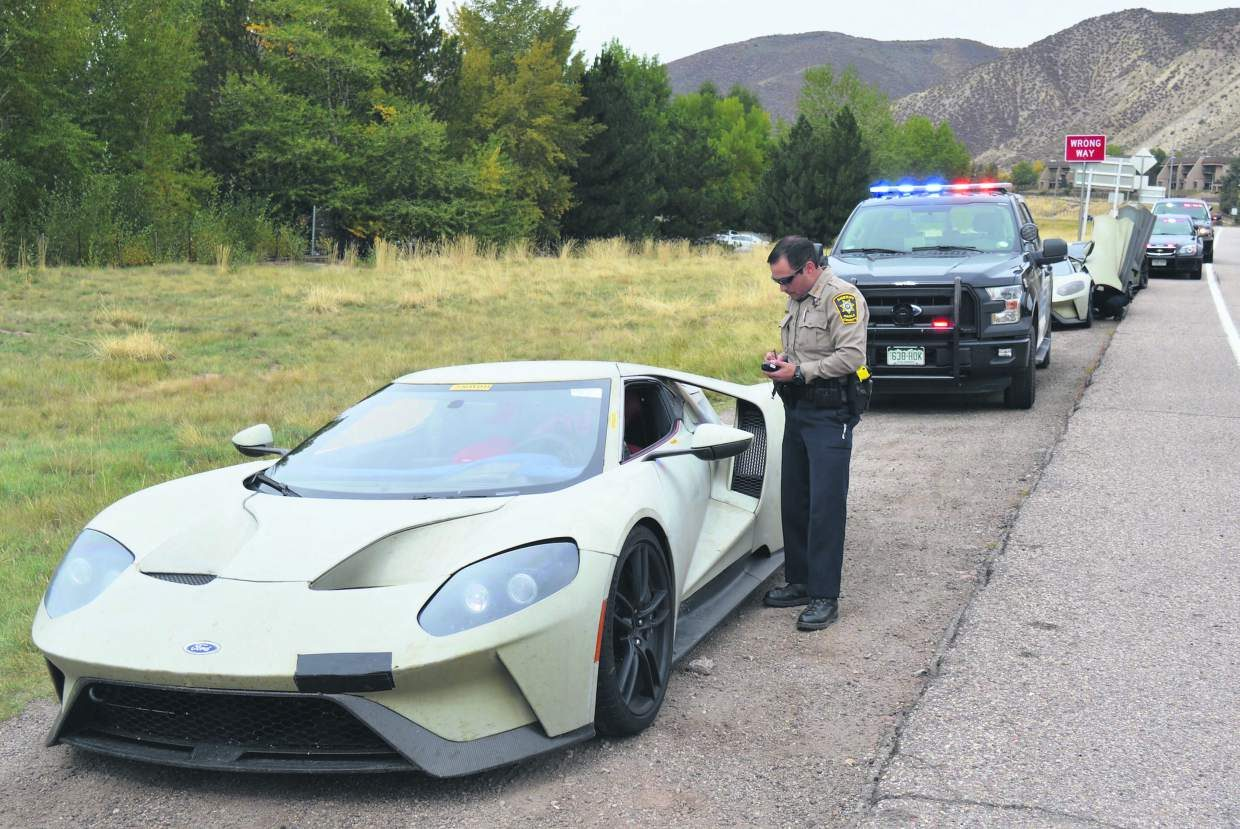 Even Ford Supercars Can T Outrun Radar Vaildaily Com