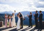 Zach and Catie Baldwin were married atop Vail Mountain on Sept. 16, hours after Zach proposed to Catie in the same location. Zach helped orchestrate a surprise wedding for Catie, including bringing in about 20 of their closest friends and family to Vail for the surprise.