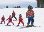 Breck Children's Ski School with Ripperoo. Provided by Vail Resorts