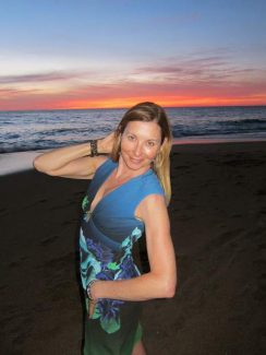 Prisca Boris is the newest yoga teacher at Aria Athletic Club & Spa in Vail. She will lead classes on Wednesday nights.