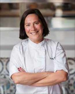 Chef Kelly Liken's Mind, Body and Appetite series uses the essential elements of earth, water and fire for inspiration.