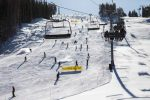 Skiers and riders make their way down Born Free run on Vail's opening day on Friday in Lionshead. Born Free Express serviced skiers while Eagle Bahn gondola was running for sightseeing. Beaver Creek's opening day was Friday as well.