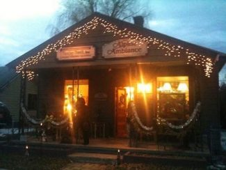 Alpine Ambiance, that funky store that has nearly every unique item you've ever dreamed of, is celebrating its 18th anniversary and hosting a holiday open house in Eagle on Thursday, Dec. 1 from 5 to 8 p.m. Discounts, treats, beverages will be happening at the little blue slate house in downtown Eagle.