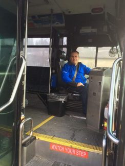 A huge thank you to Jeff Wetzel, of Eco Transit, for donating the buses and the wonderful drivers, Stephanie, Luis and Ismeal, for the annual senior holiday luncheon at Park Hyatt in Beaver Creek. We appreciate you so much for everything you do for us.