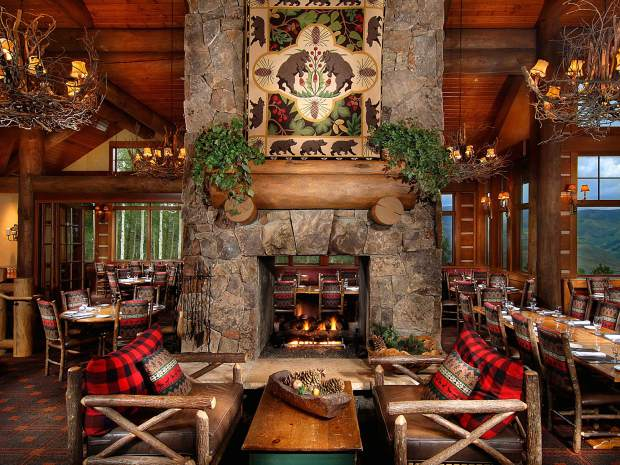 Beaver creek winter culinary weekend returns with new Allie s cabin beaver creek