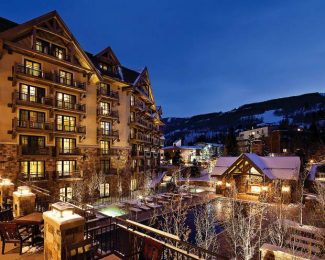 Vail's Four Seasons hotel sold for a record $121 million, the company announced.
