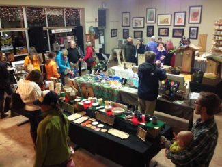 Stop by Alpine Arts Center in Edwards this weekend for the annual Holiday Market. Hours are Friday from noon to 8 p.m., Saturday from 10 a.m. to 6 p.m., and Sunday form 10 a.m. to 5 p.m.. See what local artists have to offer and join us for our opening reception on Friday from 5:30 to 7:30 p.m. for live music and appetizers. Kids supervised crafts are available for purchase all weekend with complimentary cookies and cider as well.