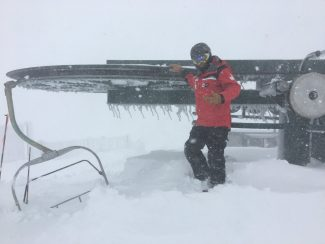 Kirkwood has received 9 feet of snow and will remain closed Wednesday.