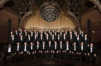 The Cornell University Glee Club is the oldest student organization at Cornell University, singing since the university opened its doors in 1868. The group will sing at the Vail Interfaith Chapel on Saturday, Jan. 14.