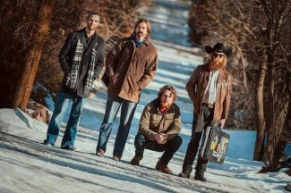 """Grant Farm will play a show at Altitude Bar and Grill in the Evergreen Lodge in Lionshead Village on Saturday, Jan. 14. Following a successful Kickstarter funding campaign, Grant Farm recently released """"Kiss the Ground,"""" a concept album based on the struggle of the working class in the modern world and the overcoming of those struggles through faith, hard work and spirituality. The music starts at 10 p.m. Tickets are $8 in advance or at the door and can be purchased at monkeyshark.org. Call 970-476-7810 for more information."""