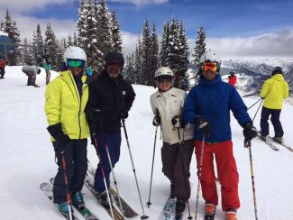 Join the Vail Resorts Tele Pros and tune up your game or come out and learn how to free that heel. This Saturday, the 14th, meet us at the Golden Peak Nordic Desk at 8:30 a.m., all levels are welcome. If you need to rent equipment come earlier. The day ends at 3 p.m. The cost is $115 the day of or save $10 by pre-registering by calling Joe at 970-754-4390 or email jschmitt@vailresorts.com.