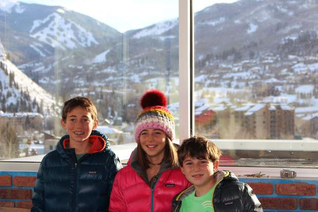 Retro Dental Avon is a family affair! Check out the view from our office opening on March 6. #VailLive