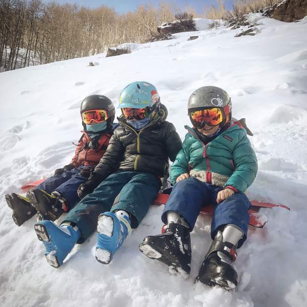 @slade.o: When was your first Minturn Mile? #VailLive