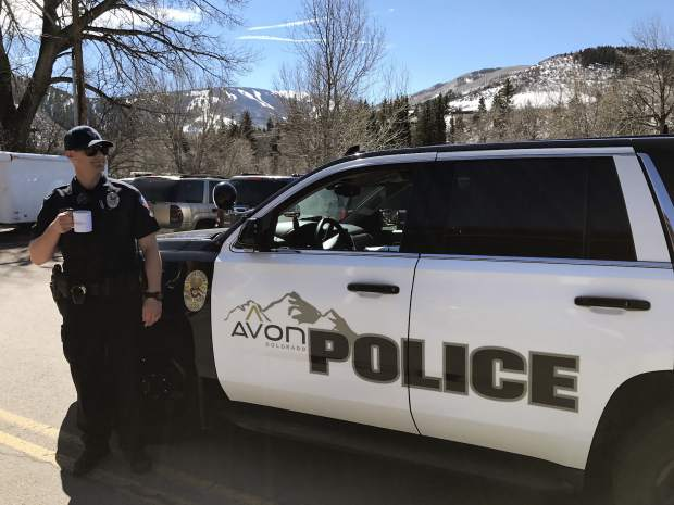 Have coffee with a cop | VailDaily com