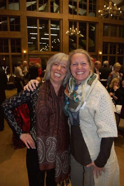The Vail Symposium celebrated its 45th anniversary at a soiree at the Donovan Pavilion on Thursday, March 23.