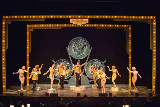 Candlelight theater dusts off a gem in 42nd street for Cocktail 42nd street