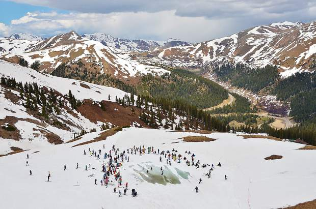 May snows keep Arapahoe Basin open longer