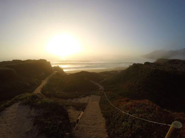 Big Sur is a rugged stretch of the central California coast accessed by a two-lane road.