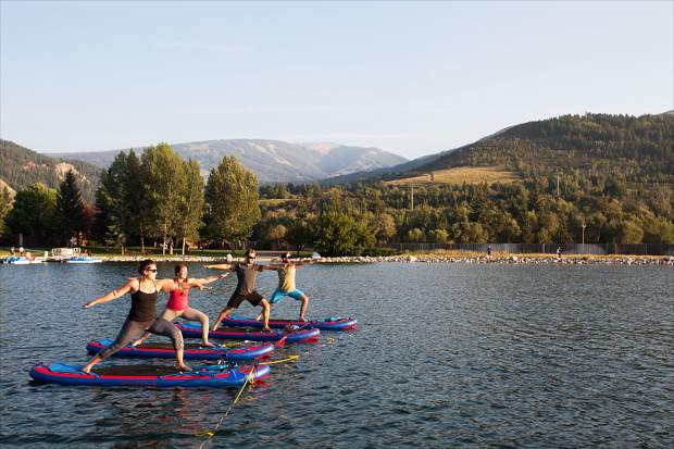 Stand Up Paddleboarding Is More Than A Trendy Way To