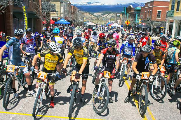 The Eagle Outside Festival puts racers of all ages to short, medium and long courses throughout the weekend, June 3-4, including Strider bike races for kids.