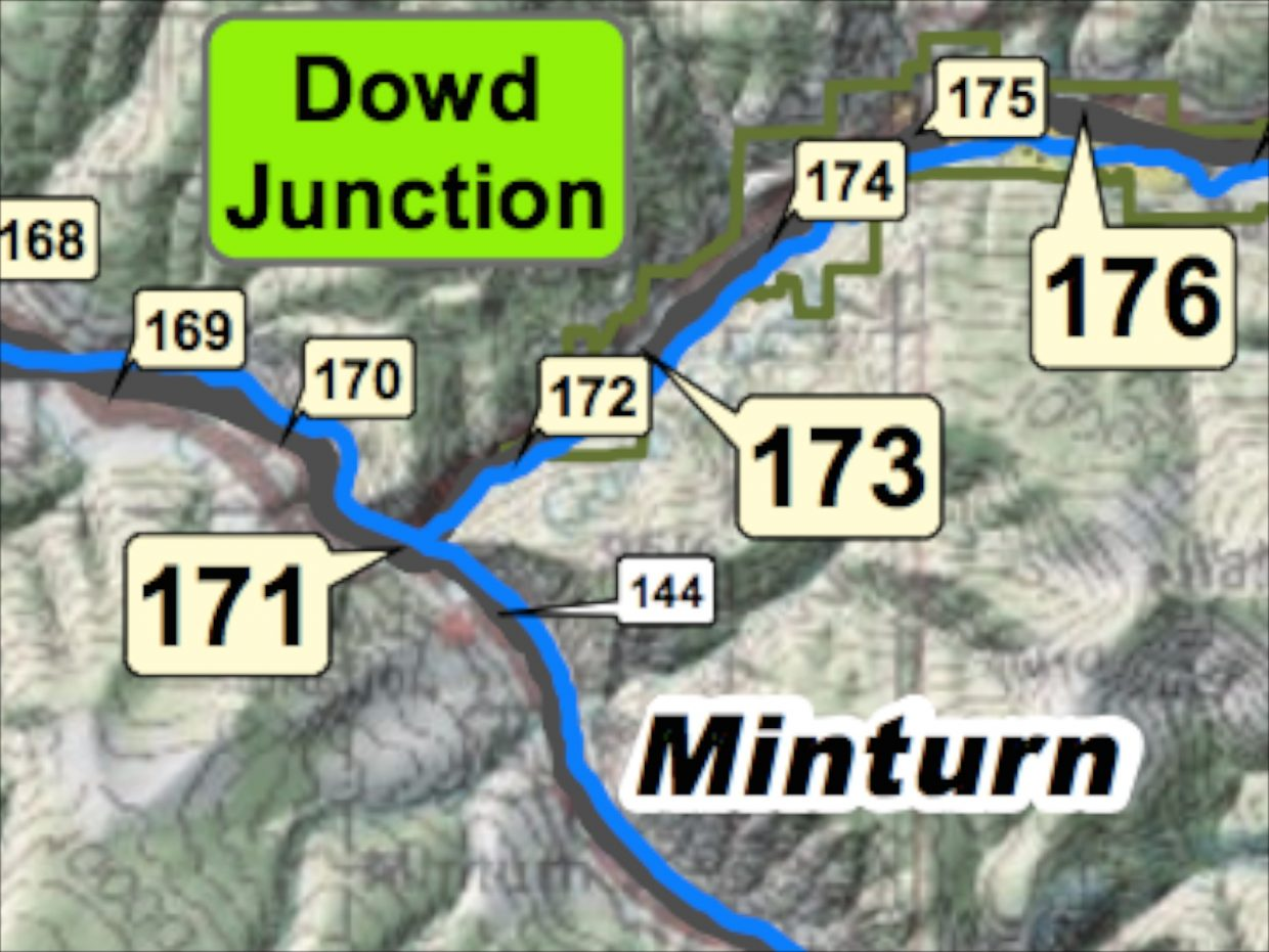 Breaking Traffic Incident Closes I At Westbound Minturn Off - Us map interstate 70