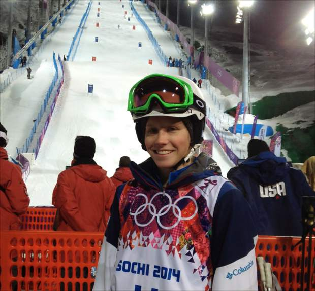 The day before the Opening Ceremonies of the 2014 Olympic Games, Heidi Kloser's Sochi Olympic dream came crashing down when she fell in a moguls training run and had to withdraw from the event.