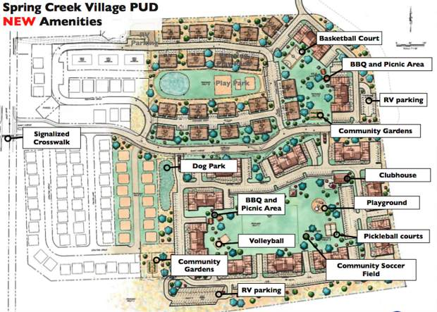 Stratton Flats Plan Cleared For Public Hearing Proposal