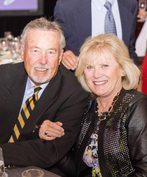 Susan and Steven Suggs, who chaired the event previously, joined many other past leaders at the gala.