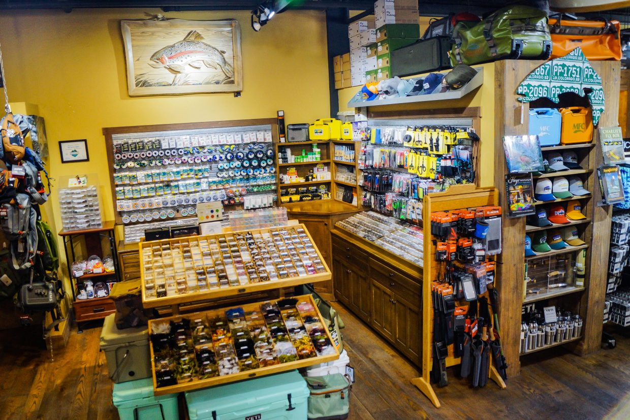 Best of vail best fly fishing shop and outfitter for Fly fishing stores