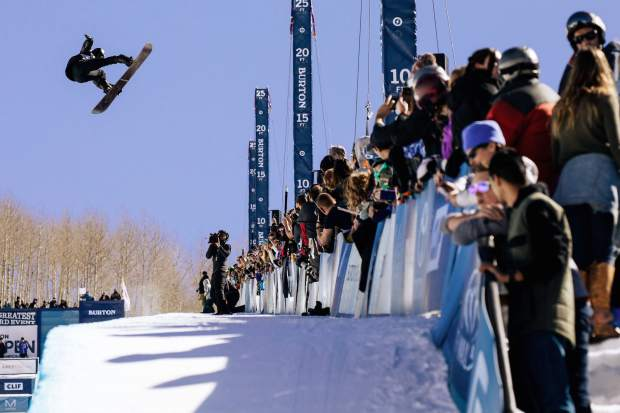 3114a53ee8e34 The Burton U.S. Open features the world s best snowboarders competing in  Vail. Last year