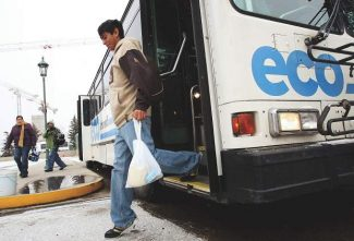 ECO Transit will provide FREE bus service for all routes Monday, April 22nd – Sunday, April 28th