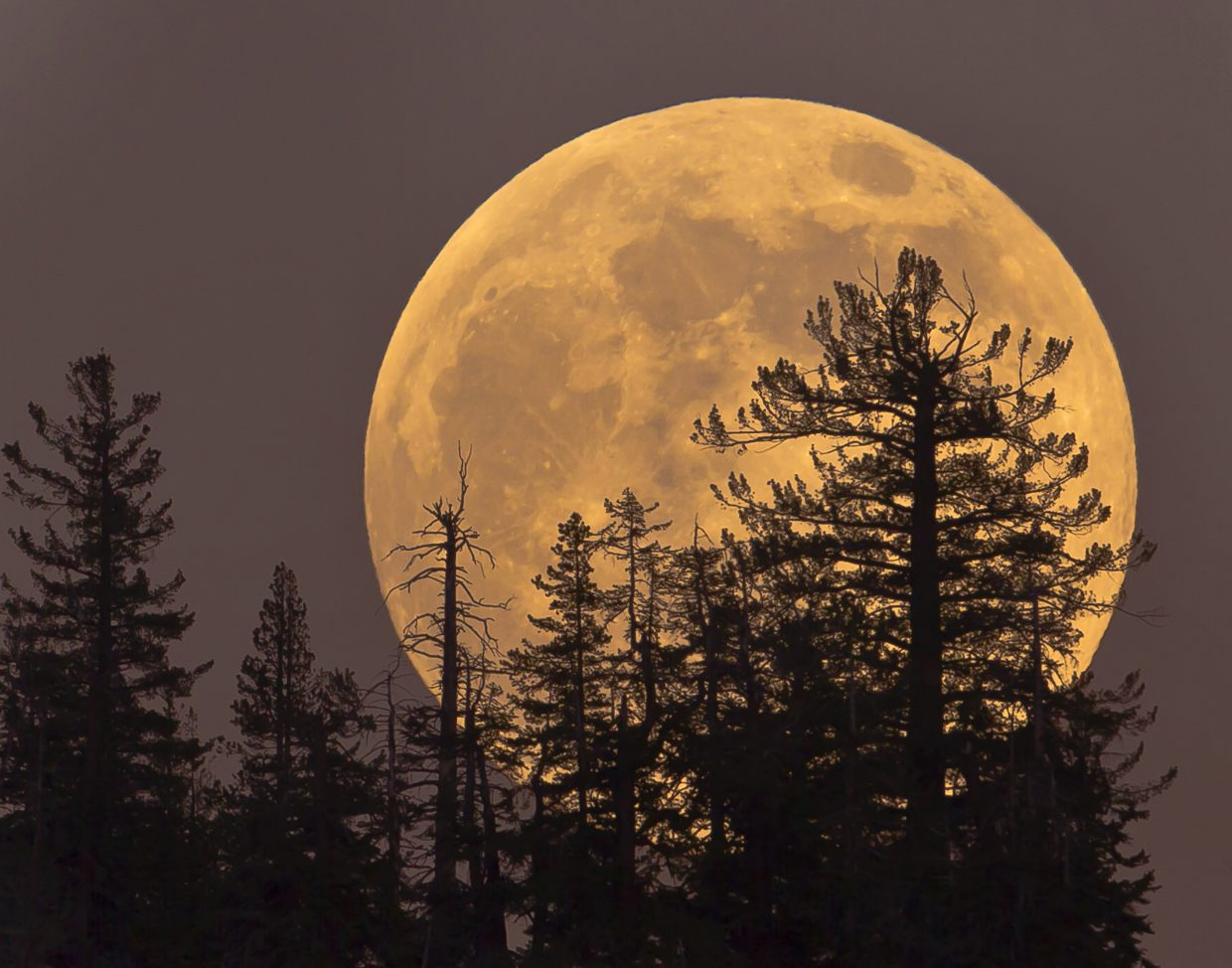 Photo-Supermoon-Yosemite