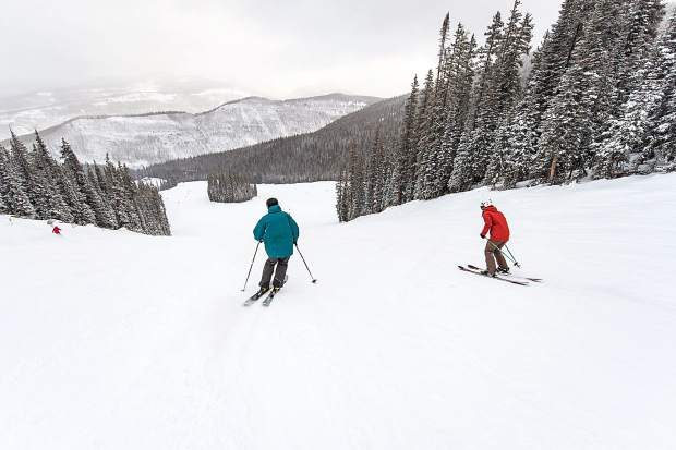 Vail winter lodging numbers strong, but not a record