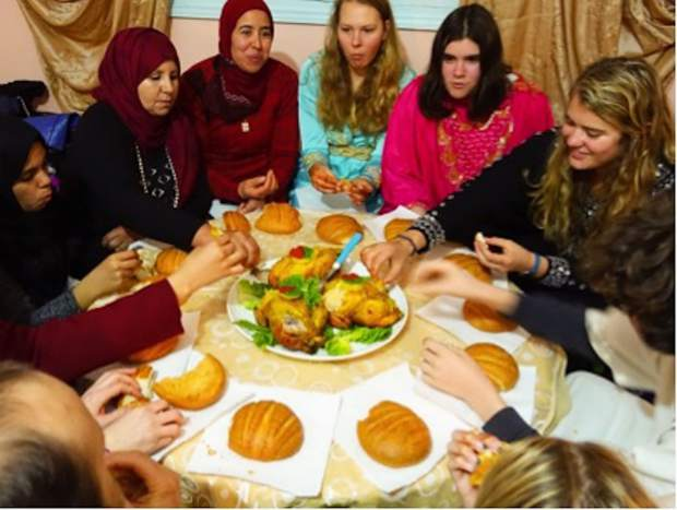 Vail Mountain School took its first-ever trip to Africa where students learned about Islamic culture in Morocco.