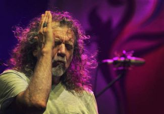 Photo - Robert Plant coming to Whistle Pig