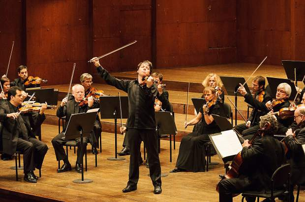 Bravo! Vail brings four of the world's greatest orchestras to Vail, each taking up residency for a series of performances before the next orchestra takes over.
