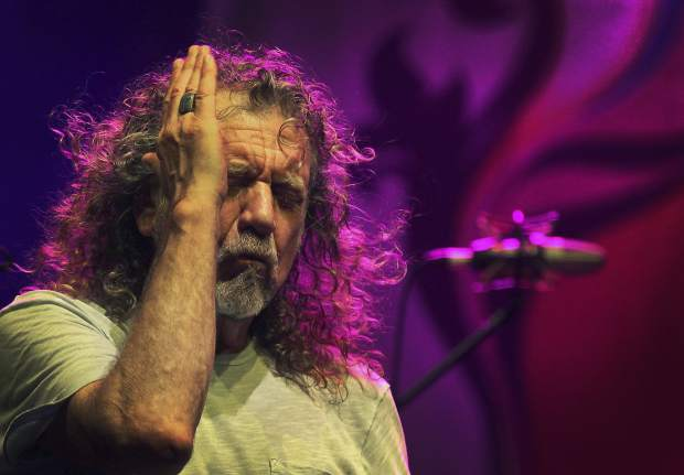 While the inaugural Whistle Pig concert series lineup is still being worked out, the schedule so far includes Robert Plant, of Led Zeppelin fame. The series is designed to bring headliners to Vail's Gerald R. Ford Amphitheater throughout the summer.