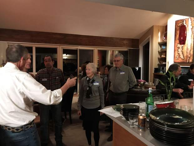 PlantPure Communities is an international nonprofit promoting healthy eating. The Vail Valley pod is one of 460 across the globe and holds monthly pot lucks at homes of members.
