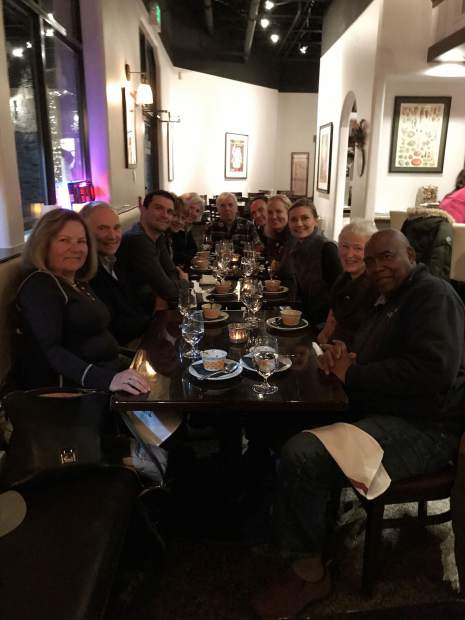 French 75 in Edwards hosted members of the PlantPure Communities Vail Valley chapter for an outing featuring a plant-based, oil free three-course meal. The local pod will be engaging local restaurants on ways to include more plant-based options.