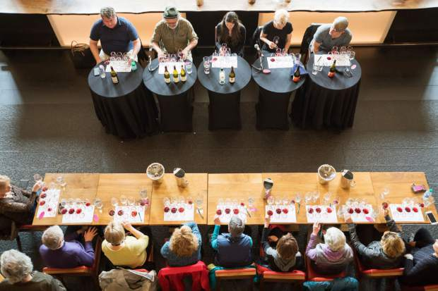 Taste of Vail seminars this year include a global focus that highlights some of the best winemaking regions in the world, from Beujolais, Rhone and Germany to Tuscany's finest grabes, as well as some domestic wines.