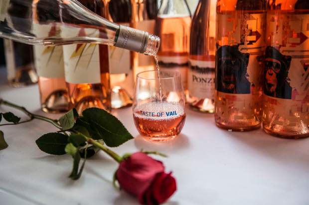 The Debut of Rose 2017 is the first event in the country where attendees will have the chance to sample the first of the 2017 releases from around the Northern Hemisphere. The Debut of Rose 2017 kicks off the Taste of Vail on Wednesday, April 4.