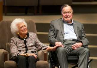 photo Science Says Bush Couples Health